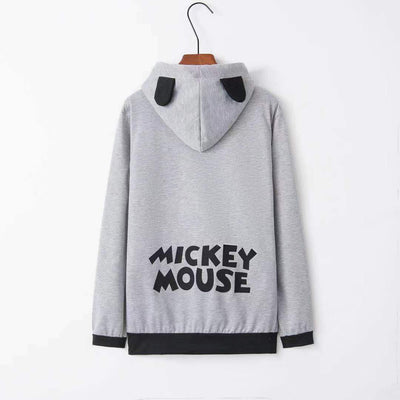 Mickey & Minnie Mouse Hoodies - Hoodies - ustreetstyle