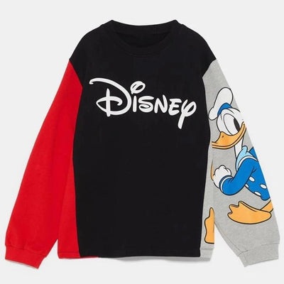 Donald Duck Fashion Sweatshirts - sweatshirts - ustreetstyle
