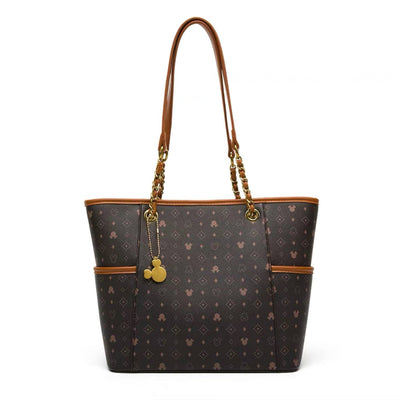 Mickey Classic Leather Handbag - Handbag - ustreetstyle