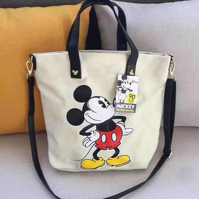Mickey Fashion Tote Bags * 2 Carry Options