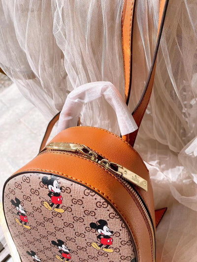 Mickey Mouse New Classic Leather Bag *Limited Edition