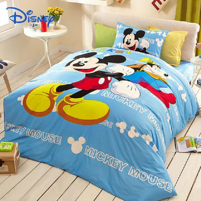 Mickey Kiss Minnie Bedding Set-B
