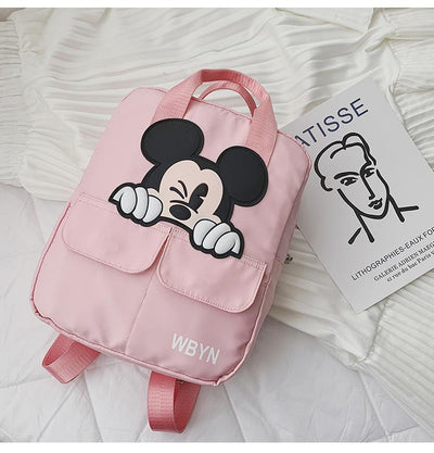 Fashion Mickey Backpack (3 Colors Options) -  - ustreetstyle