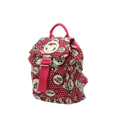 Cute Mickey Mouse Soft Cloth Backpack - Backpack - ustreetstyle
