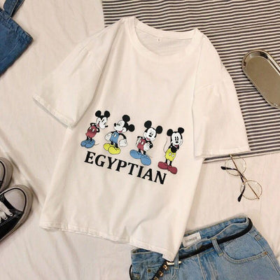 New Arrivals Mickey Mouse T-shirt - Shirt - ustreetstyle