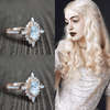 White Queen Ring