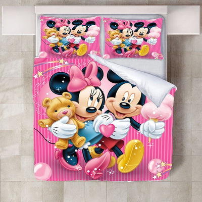Mickey & Minnie Mouse Bedding Set 22 Bedding Set 1928Mickey Twin D