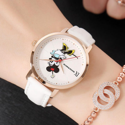 Minnie Mouse Fashion Watch - Adults - watch - ustreetstyle