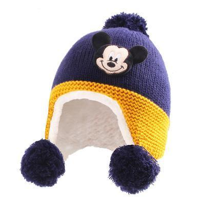 Minnie Mouse Knit Hat - Accessories - ustreetstyle