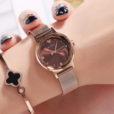 Mickey Minnie Waterproof Metal Watch *New in - Watch - ustreetstyle