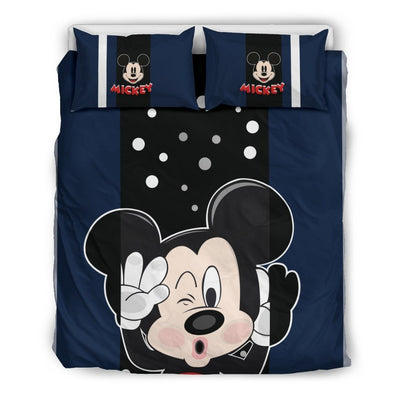 Mickey Disney Bedding Set 7 - Bedding Set - ustreetstyle