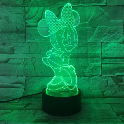 Minnie LED Lamp - Accessories - ustreetstyle