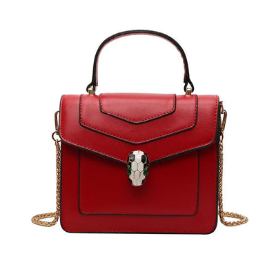 Classic leather handbag *Limited Edition -  - ustreetstyle
