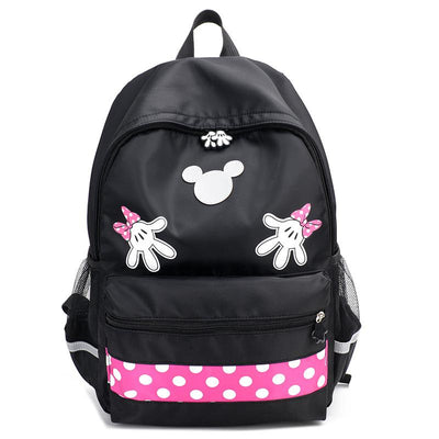 Mickey Minnie traveling backpack - Backpack - ustreetstyle