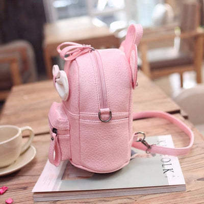 Cute Mouse High Quality Backpack - Backpack - ustreetstyle