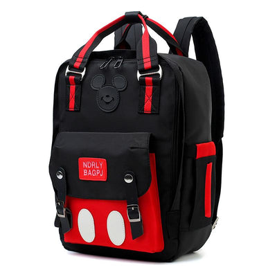 Mickey Mouse High-Quality Large Capacity Backpack - Backpack - ustreetstyle