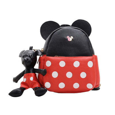 Fashion Mickey & Minnie Backpack -  - ustreetstyle