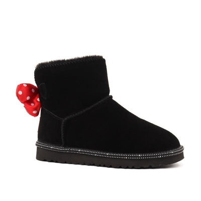 Minnie Mouse Winter Boots