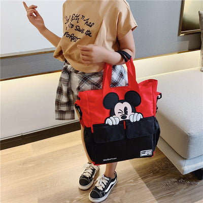 Fashion Mickey Travel Streetstyle Handbag - Handbag - ustreetstyle