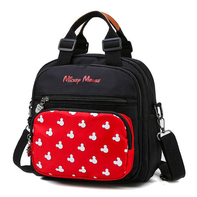 Mickey & Minnie Waterproof Multi-Function Large Capacity Bag - Crossbody Bag - ustreetstyle