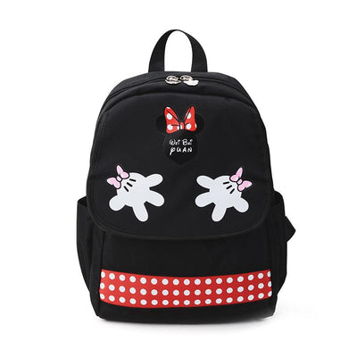 Mickey & Minnie Cute Parent-child Backpack - Backpack - ustreetstyle