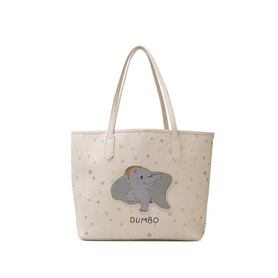 2Pcs/Set Dumbo Cute Leather Handbag
