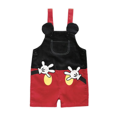 Mickey Child Overalls For Boys & Girls - dress - ustreetstyle