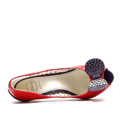 Minnie Open Toe High Heels Shoes - shoes - ustreetstyle