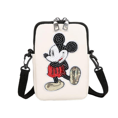 Mickey Card Holders *4 Colors Options -  - ustreetstyle