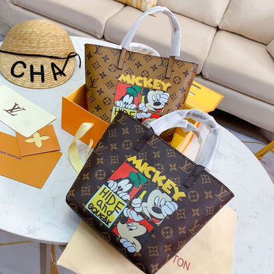 Mickey Mouse Vintage Tote Bag *Limited Edition
