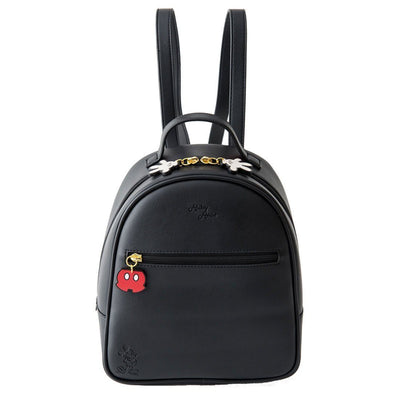 Mickey Minnie Daisy Style Leather Backpack - Backpack - ustreetstyle