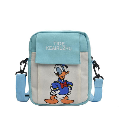 Donald Duck Crossbody Bag - Crossbody Bag - ustreetstyle