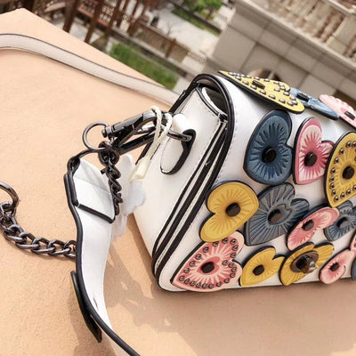Fashion Flower Crossbody Bag *Limited Edition -  - ustreetstyle