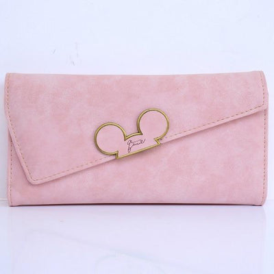 New Fashion Mickey Long Women Wallet - Wallets - ustreetstyle