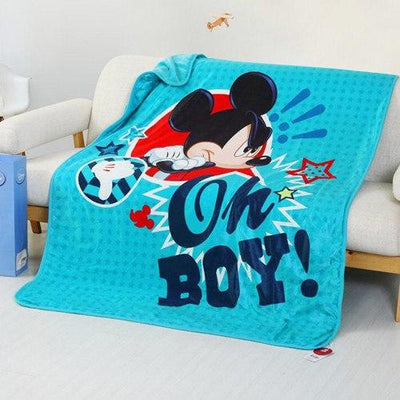 Mickey Mouse 3D Printed Blankets - Accessories - ustreetstyle