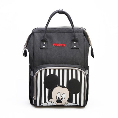 Mickey Minnie Travel Diaper BackPack - Diaper Bag - ustreetstyle