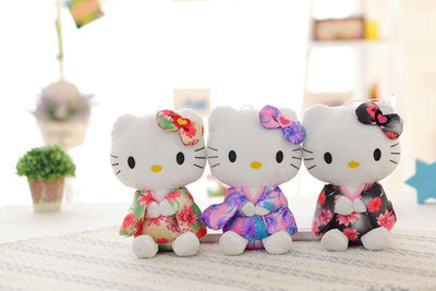 Hello Kitty Kimono KT Kawaii Doll - Hello Kitty - ustreetstyle