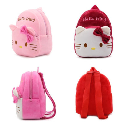 Hello Kitty Baby Plush Backpack - Hello Kitty - ustreetstyle