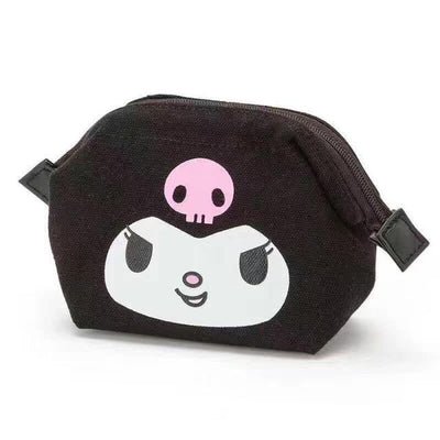 Hello Kitty Plush Coin Purse Bag - Hello Kitty - ustreetstyle