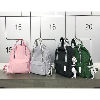 Fashion 2019 Backpack Women Preppy School Bags - Backpack - ustreetstyle