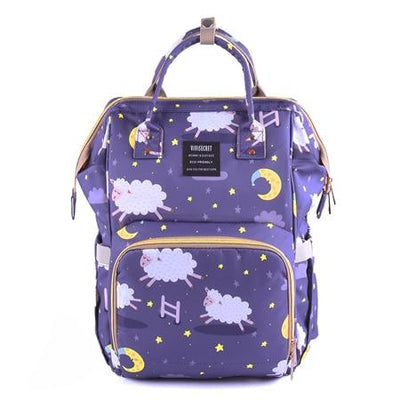 New Printing Multi-function Mummy Bag - Diaper Bag - ustreetstyle