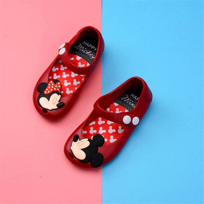 Mickey Minnie Non-slip Shoes For Girls - shoes - ustreetstyle