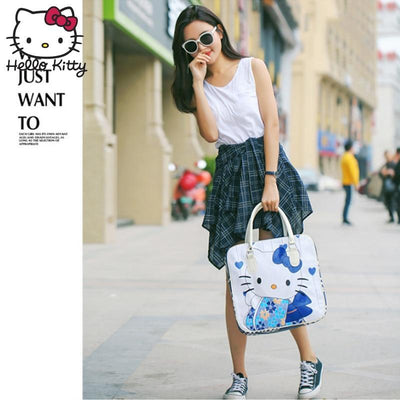 Hello Kitty Hand Bag Fashion for Women - Hello Kitty - ustreetstyle