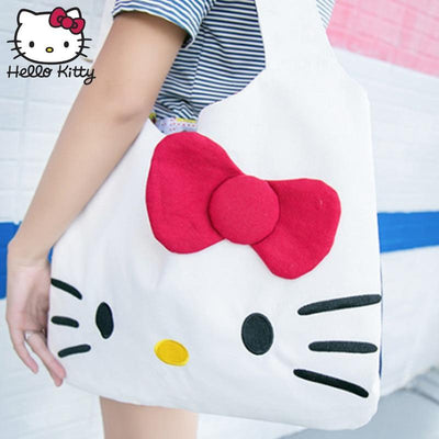 Hello Kitty Tote Bag - Hello Kitty - ustreetstyle