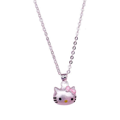 Hello Kitty Pendant Necklace - Hello Kitty - ustreetstyle