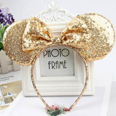 Minnie Mouse Ear Headband (BUY 2 GET 1 FREE * ADD 3 ITEMS TO CART) - Accessories - ustreetstyle