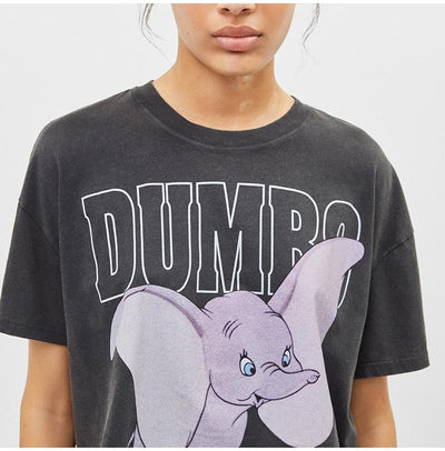 fashion dumbo t-shirt -  - ustreetstyle