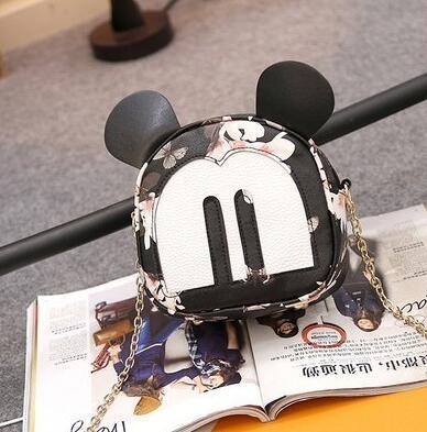 Mickey Ears Shoulder Bag - Crossbody Bag - ustreetstyle