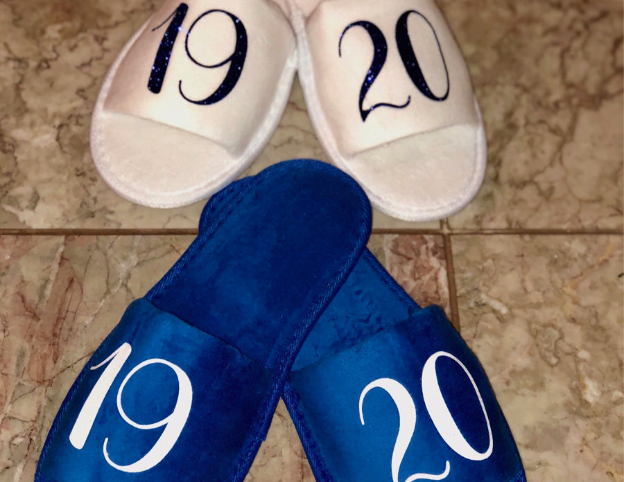Sorority Hotel Spa Slippers