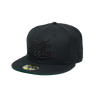 "NEW ERA ""OG"" 59FIFTY CAP (BLACK/BLACK)"